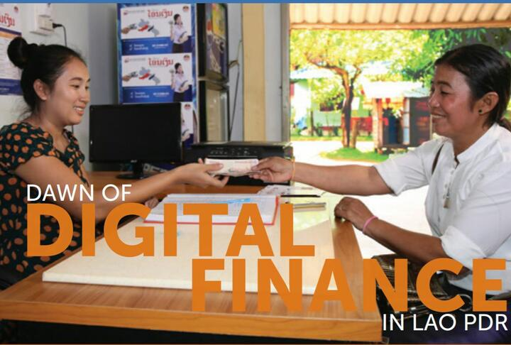 dawn of digital finance