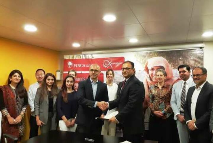 Member News: FINCA Enters Into Strategic Partnership with Karandaaz Pakistan to Launch 'Women Community Mobilizer' Program