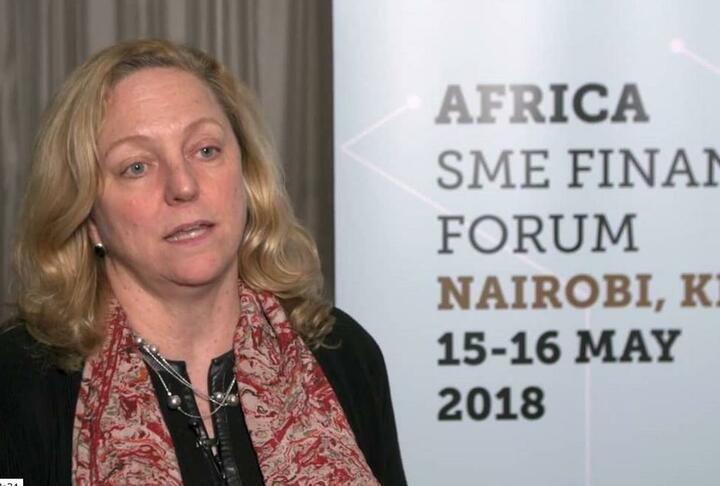 IFC Vice President Karin Finkelston Speaks about Digital Opportunities in Africa
