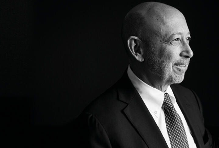 Goldman Sachs CEO Lloyd Blankfein Shares Perspective on Women Entrepreneurs