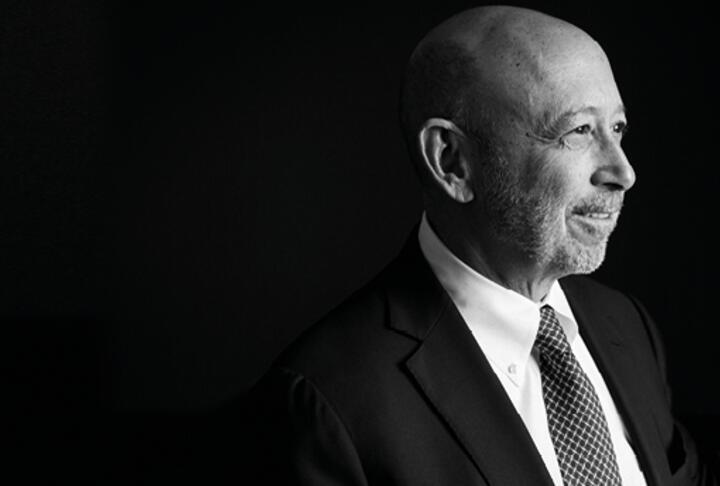 Goldman Sachs CEO Lloyd Blankfein Shares Perspective on Women Entrepreneurs