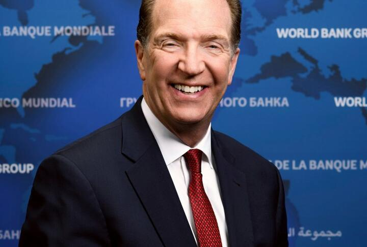 World Bank's Executive Directors Select David Malpass 13th President of the World Bank Group