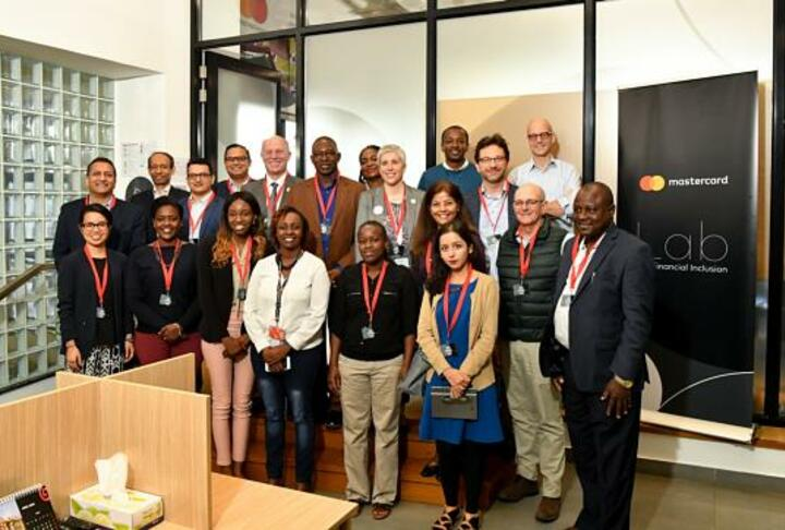 Mastercard Labs for Financial Inclusion Hosts Study Tour at Africa SME Finance Forum