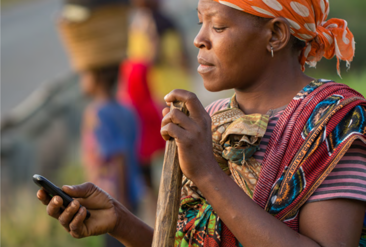 The Mobile Gender Gap Report 2019