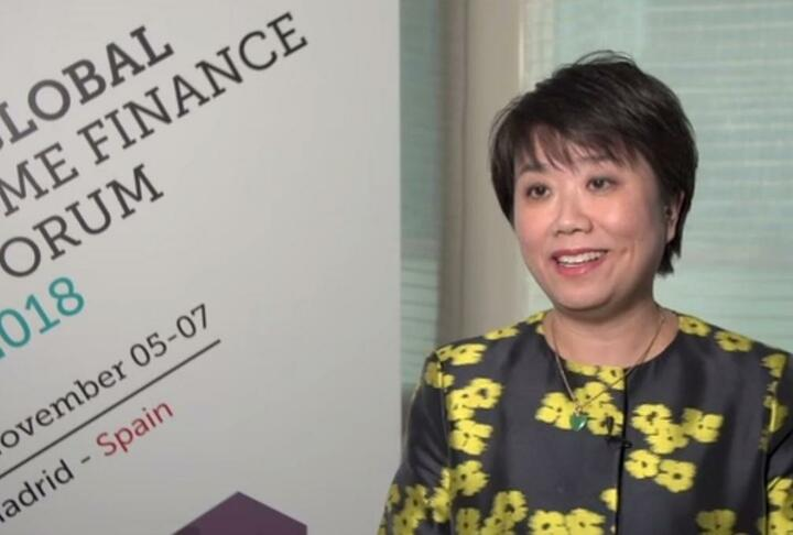 Joyce Tee, Managing Director and Group Head of SME Banking for DBS, Details the Importance of Insurance for SMEs During the SME Finance Forum 2018
