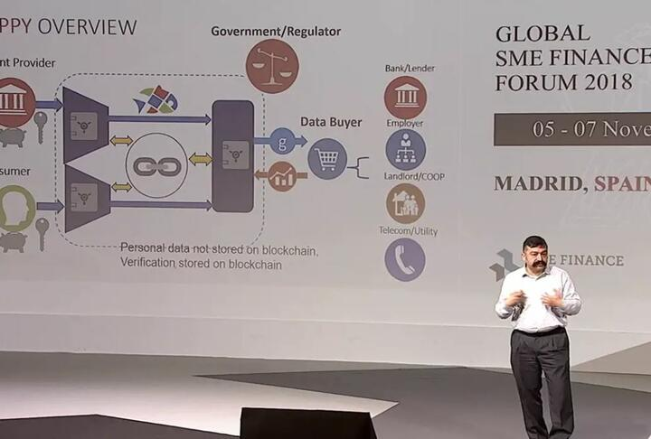 Guppy Pitches Its Fintech Services at the Global SME Finance Forum 2018
