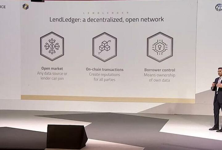 LendLedger Pitches Its Fintech Services at the Global SME Finance Forum 2018