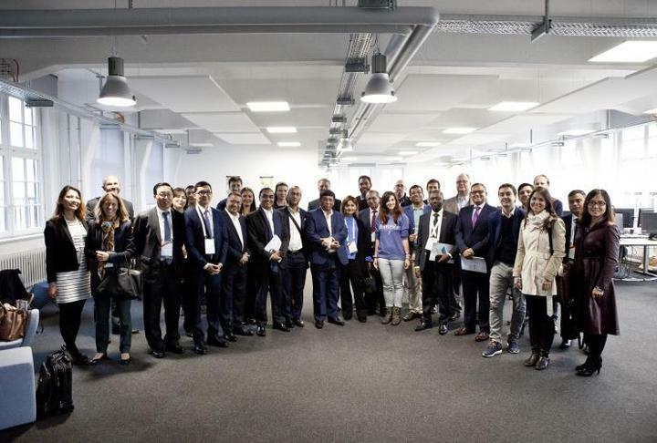 Global SME Finance Forum 2018 - Meet Our Study Visit Hosts