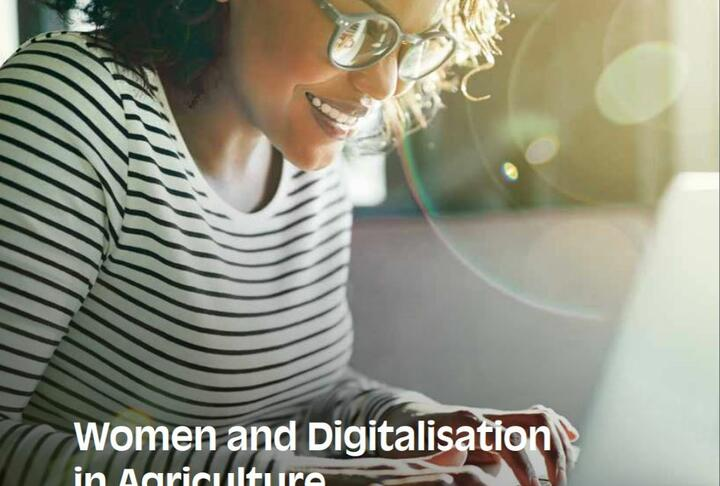Women and Digitalisation in Agriculture