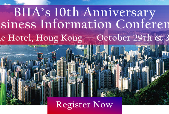BIIA 10th Anniversary Business Information Conference