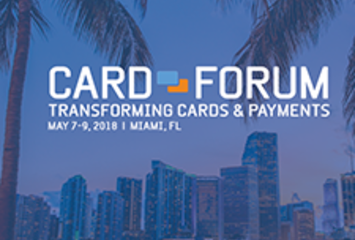 Card Forum 2018: Transforming Cards and Payments