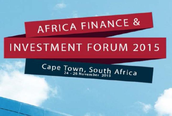 Africa Finance & Investment Forum 2015