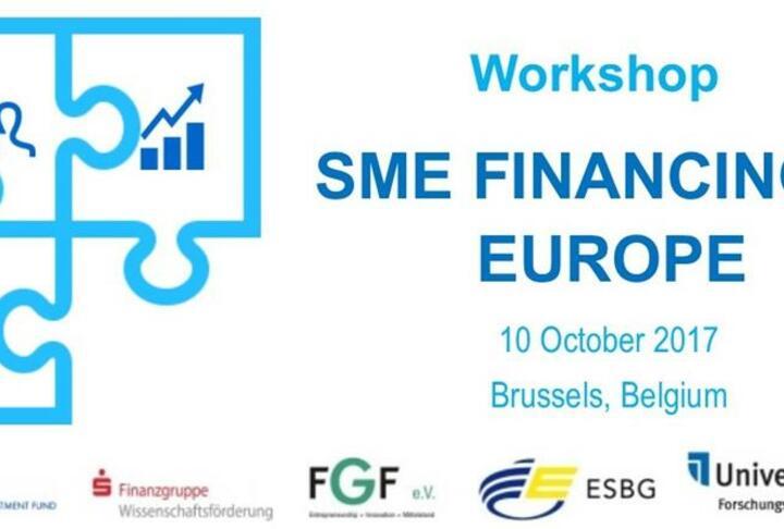 Workshop: SME Financing in Europe