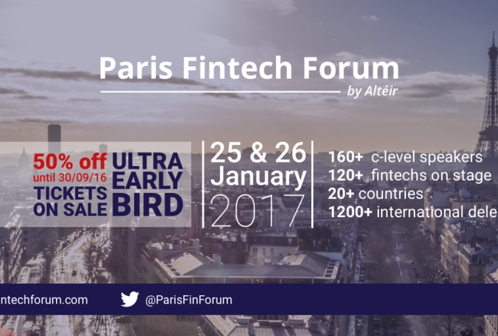 Paris Fintech Forum 2018