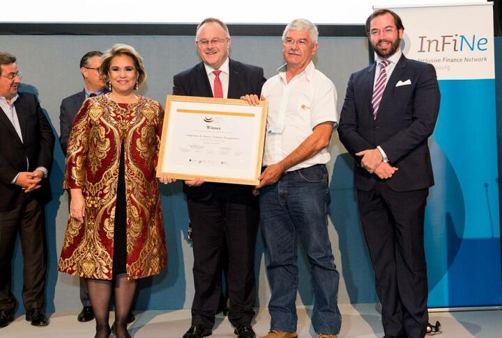 The European Microfinance Award 2018