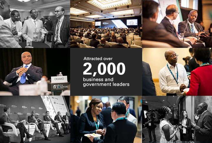Africa Singapore Business Forum 2018