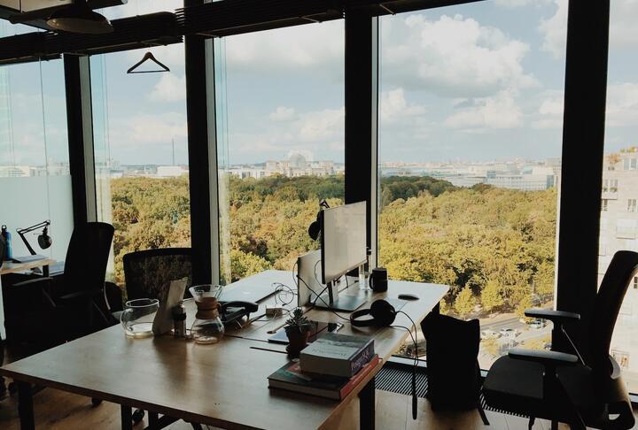 SME Finance Forum Study Visit to Kontist Office Berlin