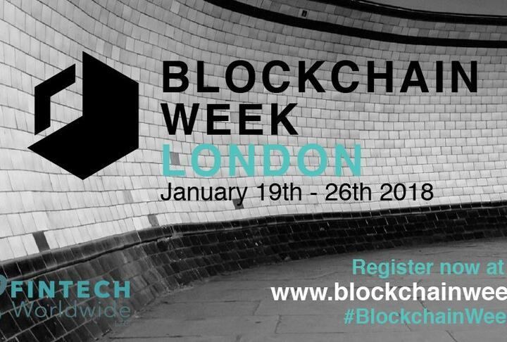 London Blockchain Week 2018