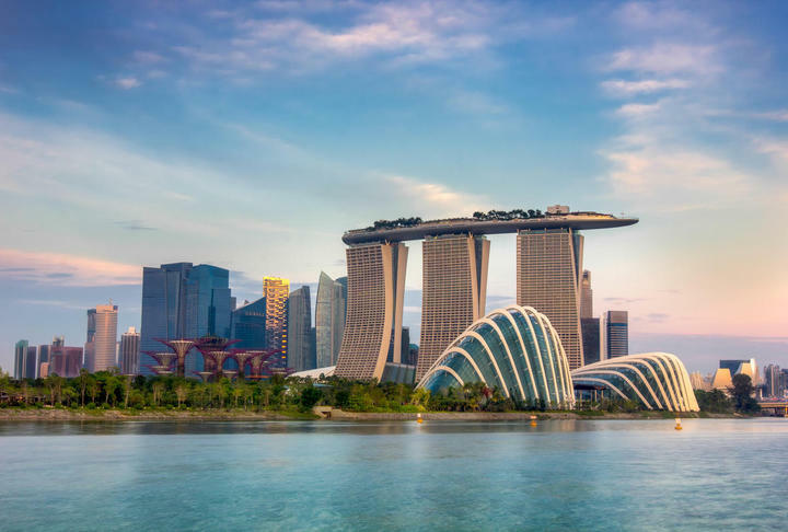 SME Finance Forum Immersion Program 2019: DBS Singapore