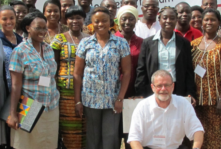 Sustainable Microfinance and Development Programme: Ghana