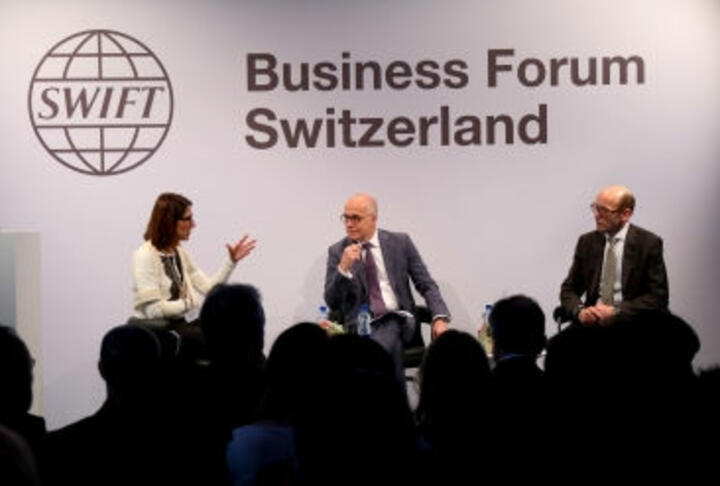 Welcome to the SWIFT Business Forum Switzerland