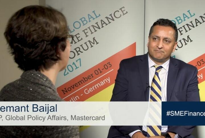 Managing Fraud and Cybersecurity: Silvia Pavoni interviews Mastercard's Hemant Baijal.