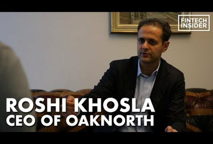 The Undercover Fintech Unicorn - Rishi Khosla, CEO of OakNorth