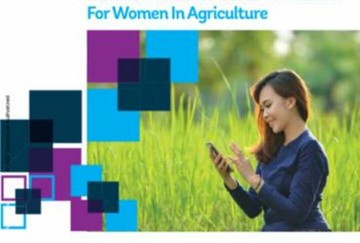 Mobile Technologies and Digitized Data to Promote Access to Finance for Women in Agriculture