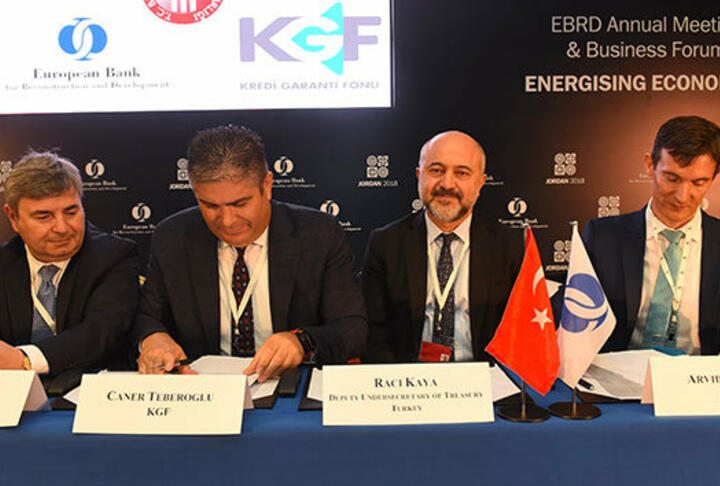 Member News: KGF partners with EBRD to Expand Financing for Women-Led SMEs