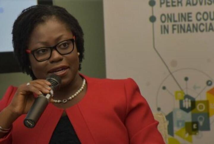 Deputy Governor of Bank of Ghana Elsie Addo Awadzi Discusses Sustainable SME Finance in Ghana