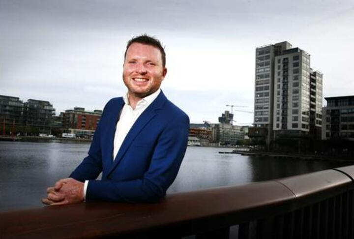 Grid Finance CEO Derek F. Butler has plans to revolutionise the way SMEs access capital in Ireland