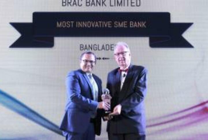 Member News: BRAC Bank Wins Award