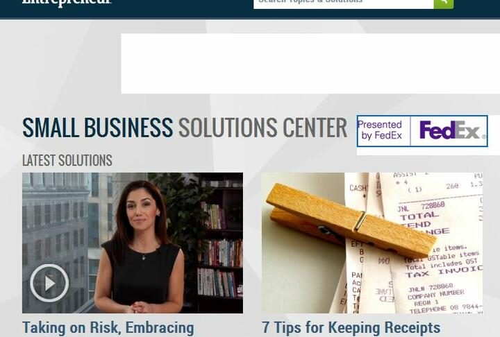 Small Business Solutions Center