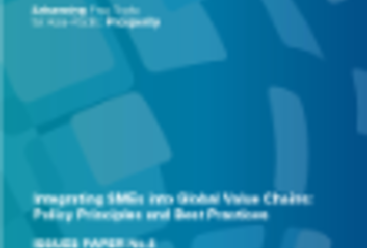 Integrating SMEs into Global Value Chains: Policy Principles and Best Practices