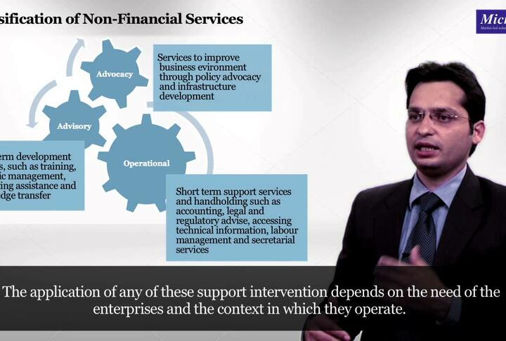 Non-Financial Services for MSMEs