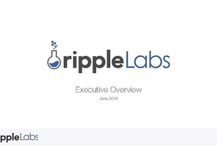 Ripple: Innovative Payment System, Currency Exchange and Remittance Network