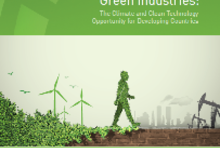 Building Competitive Green Industries: The Climate and Clean Technology Opportunity for Developing Countries