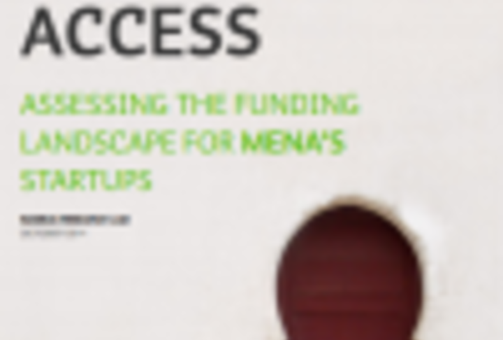 Enhancing Access: Assessing the Funding Landscape for MENA's Startups