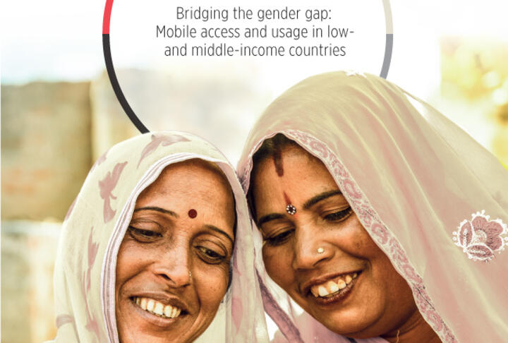 Bridging the gender gap: Mobile access and usage in low- and middle-income countries