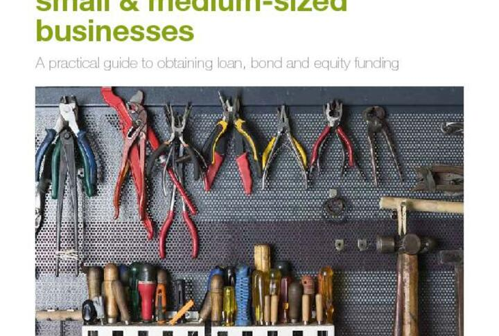 Raising Finance for Europe's Small & Medium-Sized Businesses - A Practical Guide to Obtaining Loan, Bond and Equity Funding