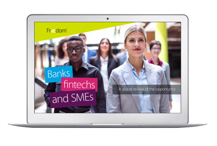 A Global Review of Banks, Fintechs and SMEs