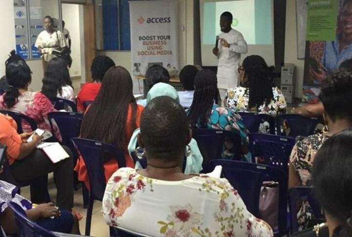Member News: Access Bank has concluded the first phase of a Facebook programme to empower women in SMEs