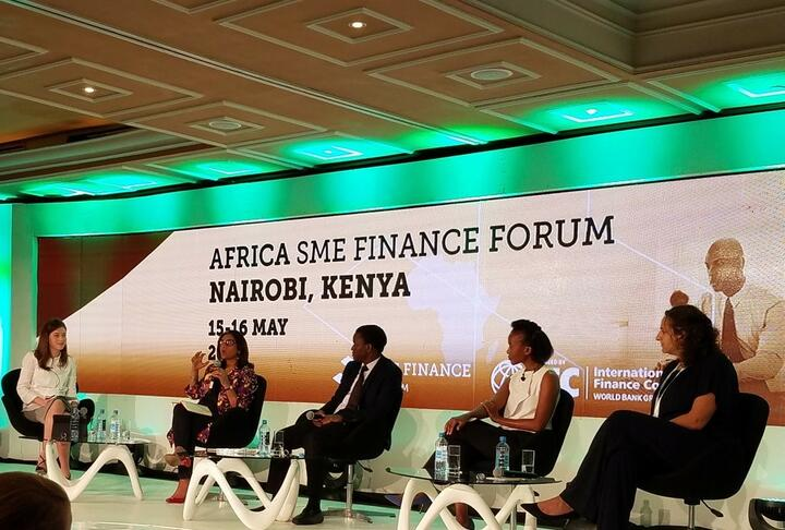 Disrupting Systems: Financing Africa's Youth Entrepreneurs
