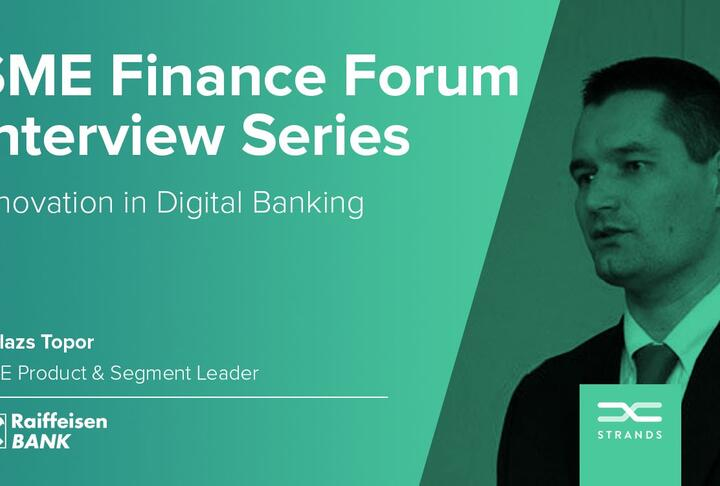 Balazs Topor on Innovation in Digital Banking