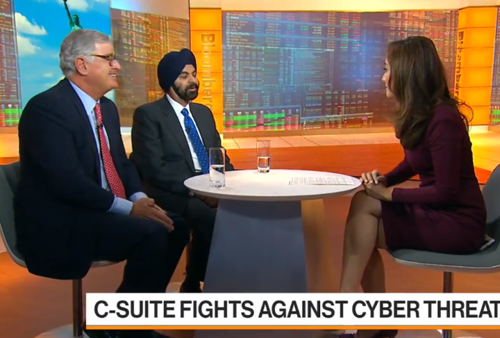 Cyber Readiness Institute Co-chairs Highlight Urgency of SME Cyber Security