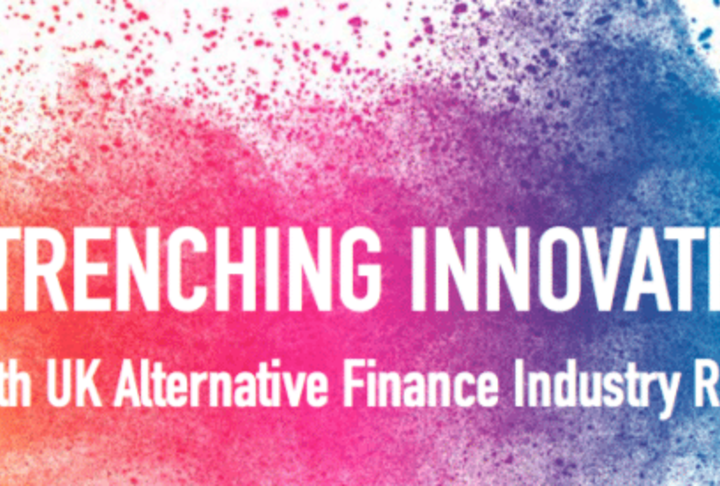 Entrenching Innovation: The 4th UK Alternative Finance Industry Report