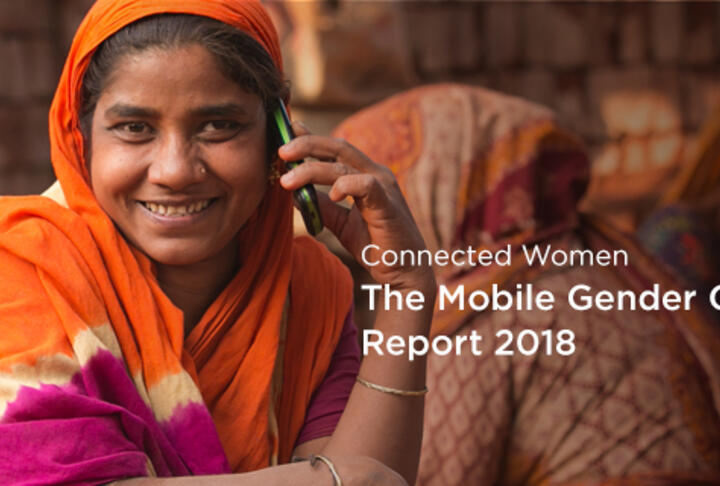 The Mobile Gender Gap Report 2018