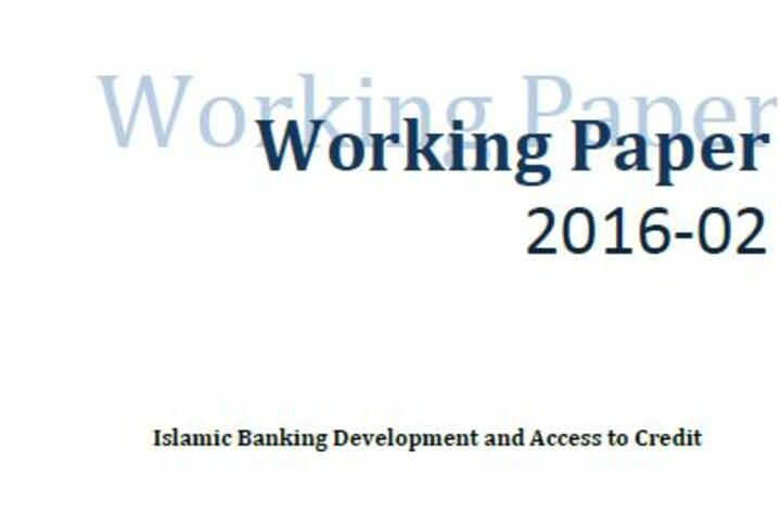 Islamic Banking Development and Access to Credit