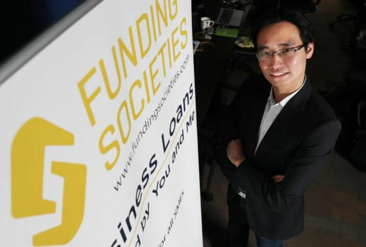 Singaporean Fintech Company, Funding Societies Erases Borders with an Online Lending Platform