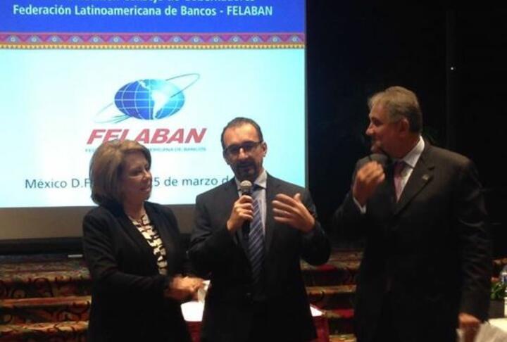 La Federación Latinoamericana de Bancos, FELABAN, y La Corporación Financiera Internacional, IFC, firmaron convenio de Cooperación
